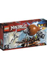 Lego Ninjago Zepelin de Asalto