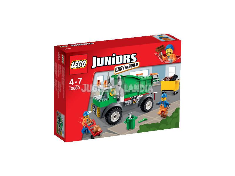 Lego Juniors Camión de la Basura