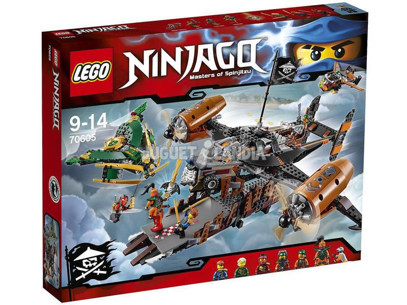 Lego Ninjago La Fortezza della Sventura