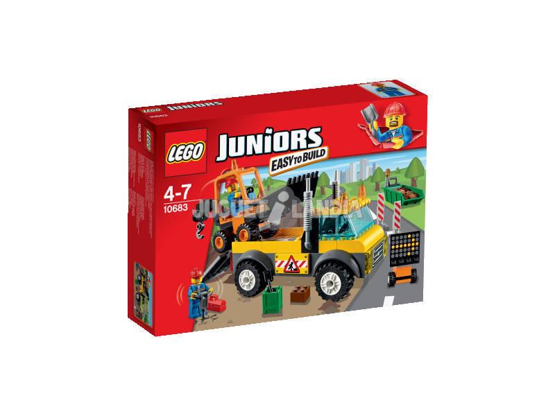 Lego Juniors Camion dei Lavori Stradali
