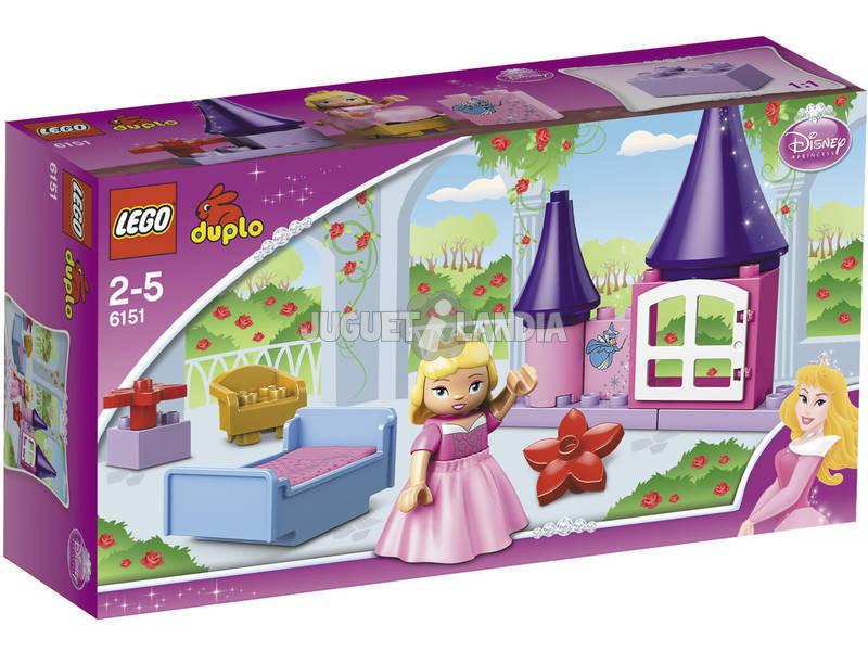 Lego Duplo Princesas Habitación bella durmiente