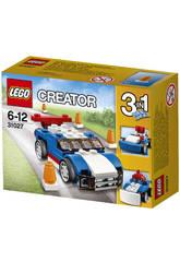 Lego Creator Le Bolide Bleu