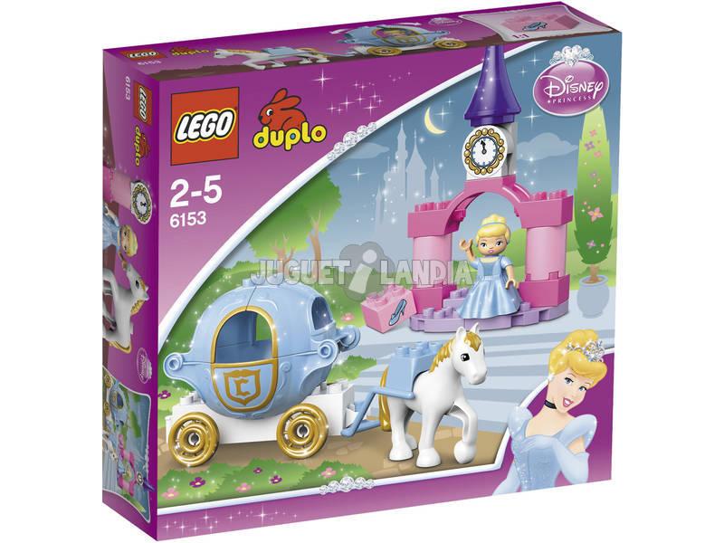 Lego Dupol princesses Le carrosse de Cendrillon