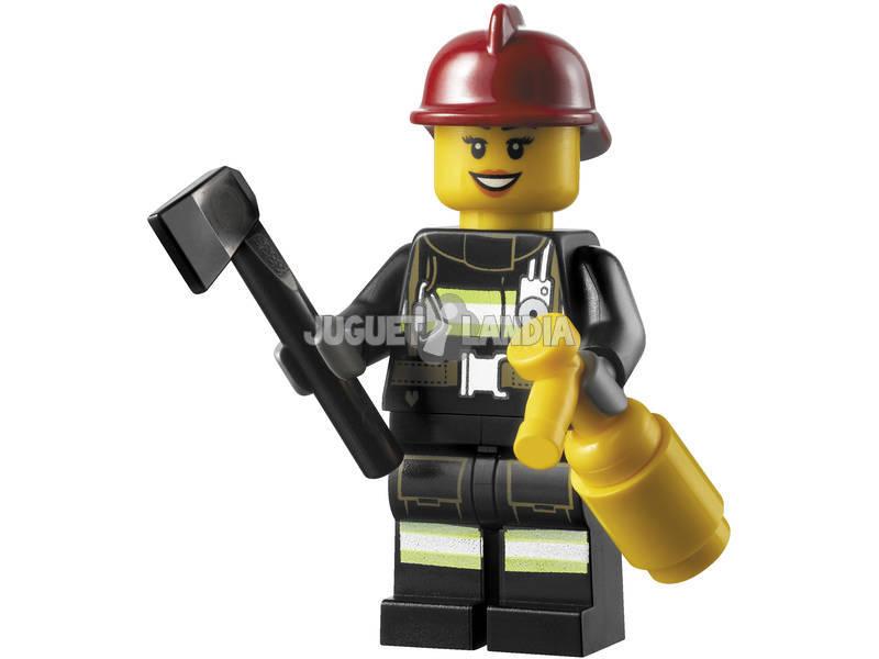 Lego City Estacin de Bomberos  Juguetilandia