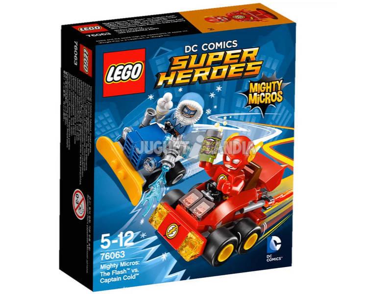 Lego SH Mighty Micros Flash vs. Capitan Frio