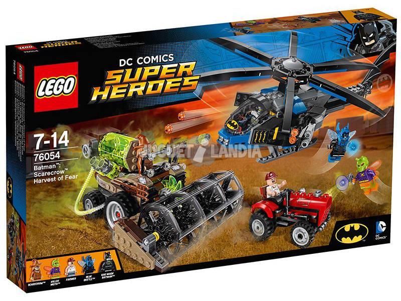 Lego SH Batman Cosecha del Terror de Scarecrow