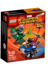 Lego SH Mighty Micros Spiderman vs Duende Verde