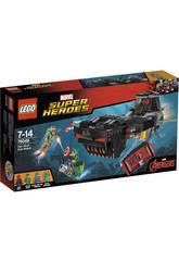 Lego SH Ataque en el Submarino de Cráneo de Hierro