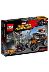 Lego SH Capitan America Movie 1