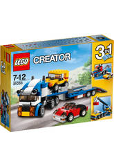 Lego Creator Le Transport de Véhicules