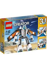 Lego Creator Les Planeurs du Futur