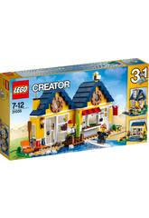 Lego Creator Cabaña de Playa