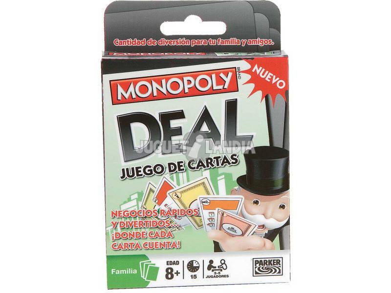 Monopoly juego de cartas