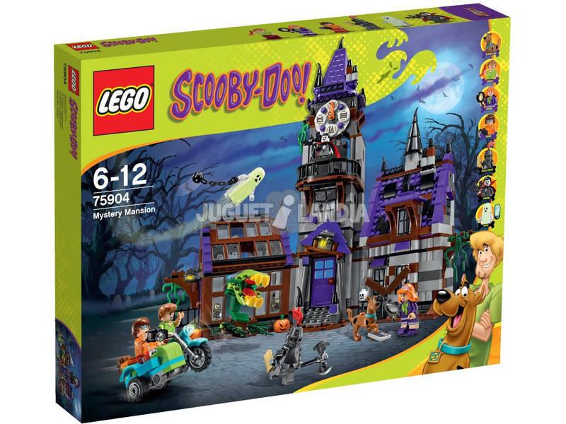 Lego Scooby Doo La Mansión Misteriosa