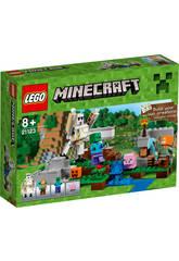 Lego Minecraft El Gólem de Hierro