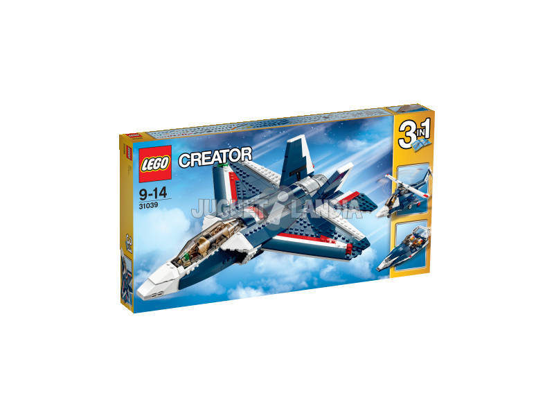 Lego Creator Jet Blu