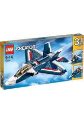 Lego Creator Avión Azul