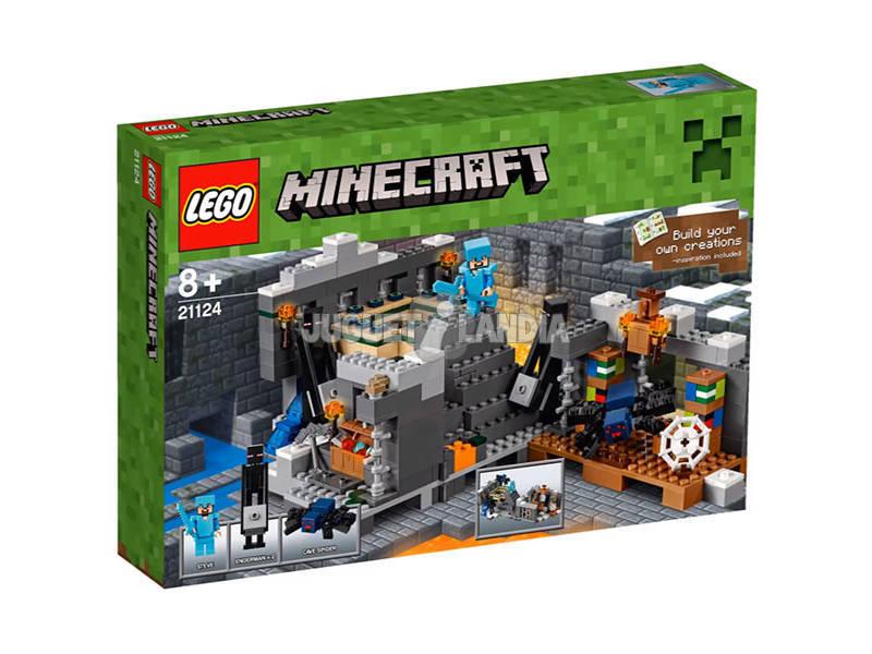 Lego Minecraft El Portal Final
