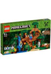Lego Minecraft La Casa del Arbol en la Jungla