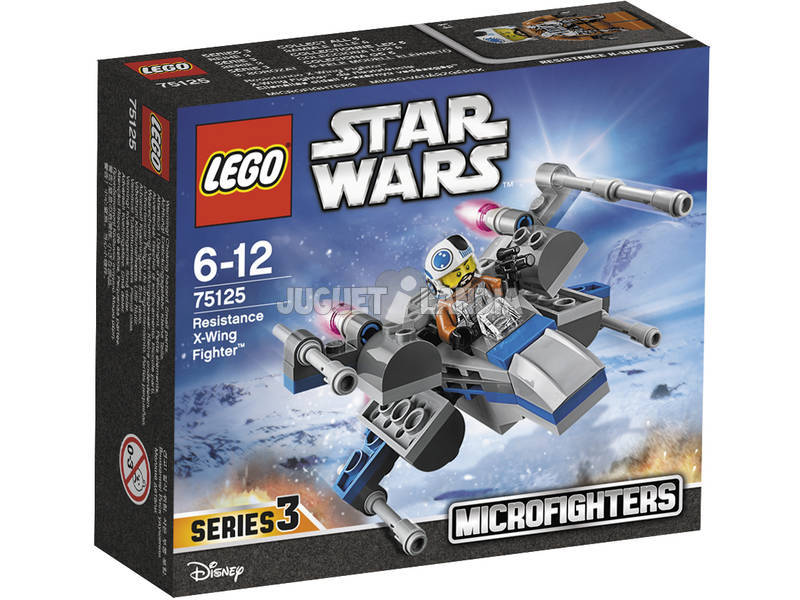 Lego Star Wars Microfighter Hero Starfighter