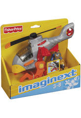 Imaginext Avion Héros de l'Air