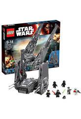 Lego Star Wars Nave de Combate de Kylo Ren