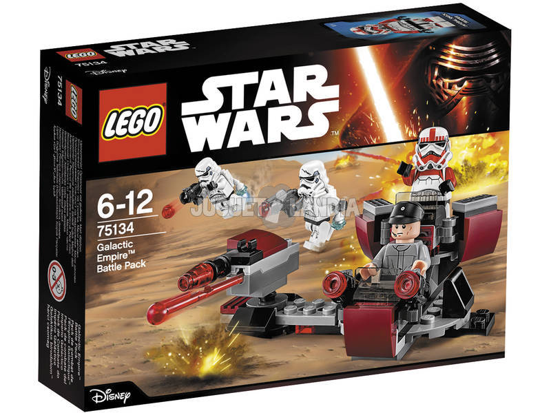 LEGO Star Wars Pack de combat de l'Empire Galactique