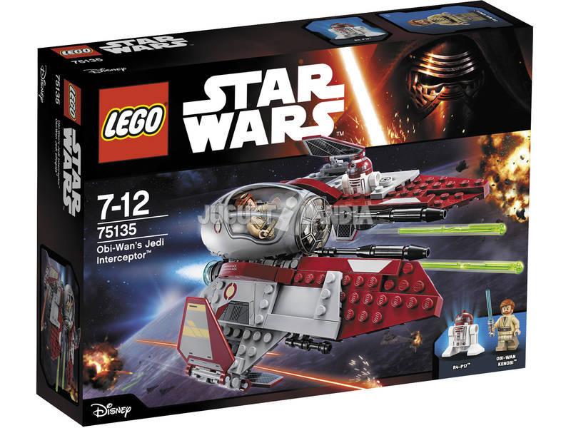 Lego Star Wars Obi-Wan´s Jedi Interceptor