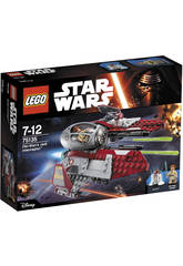 Lego Star Wars Obi-Wan´s Jedi Interceptor