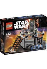 Lego Star Wars Camara de Congelacion en Carbonita