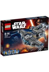 Lego Star Wars StarScavenger