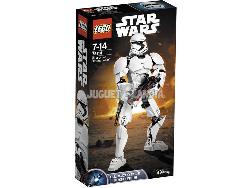 Lego Star Wars First Order Stromtrooper