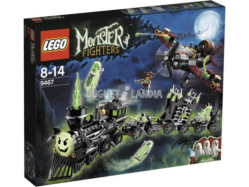Lego Monster Fighters El Tren Fantasma