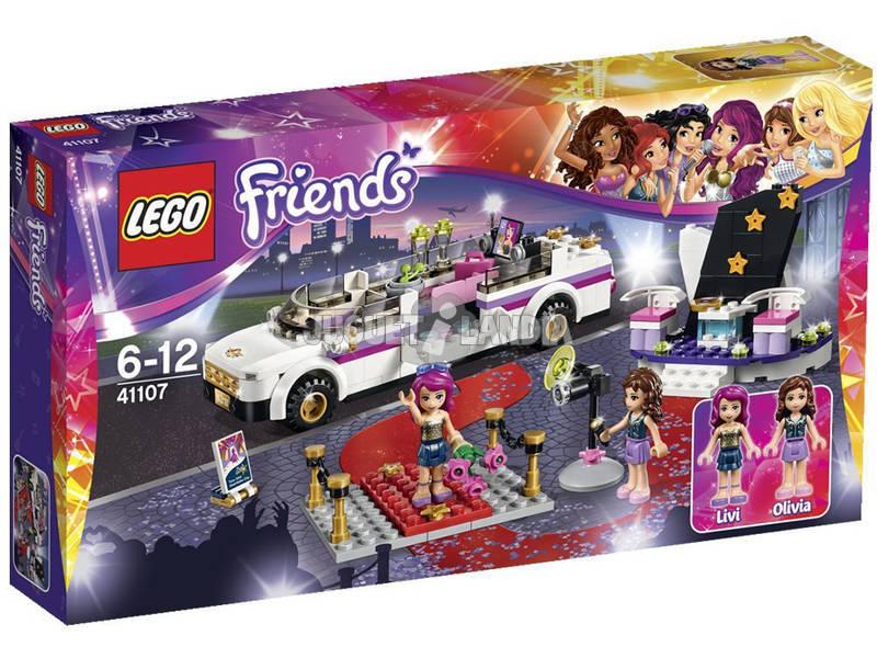Lego Friends-La Limousine della Pop Star