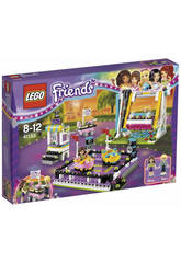 Lego Friends Parque Atracciones Coches de Choque