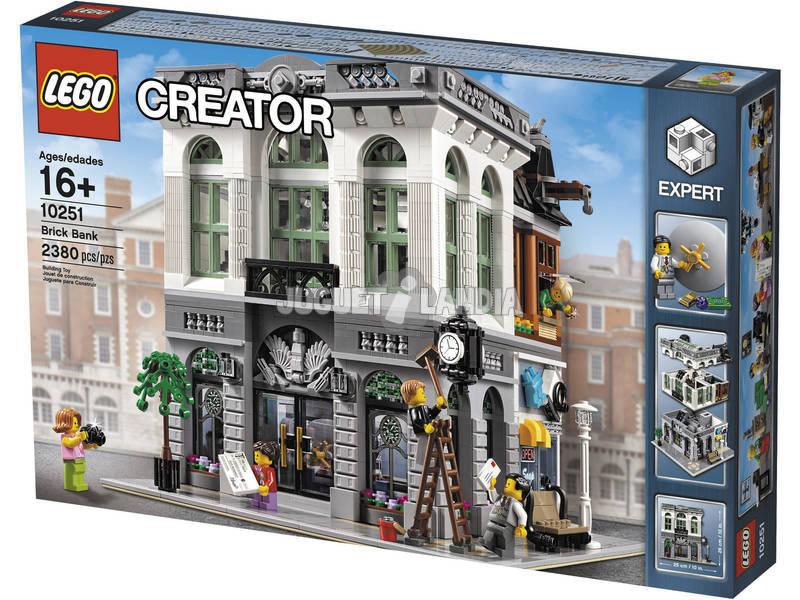 Lego Exclusivas Banco de Lego 10251