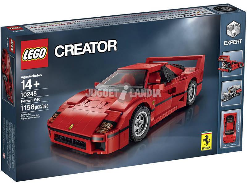 Lego Exclusivas Ferrari F40