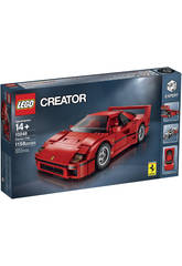 Lego Exclusivas Ferrari F40