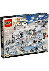 Lego Exclusivas Star Wars Assault On Hoth 75098