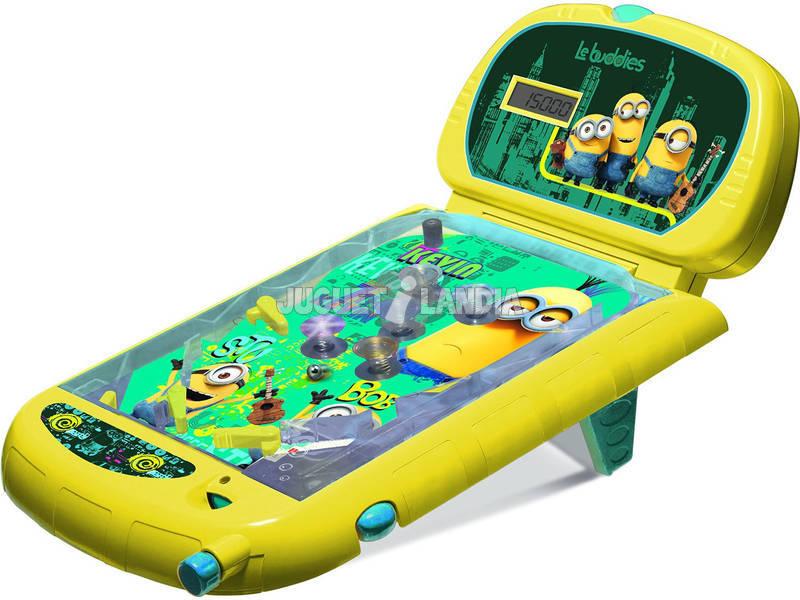 Super Pinball Minions