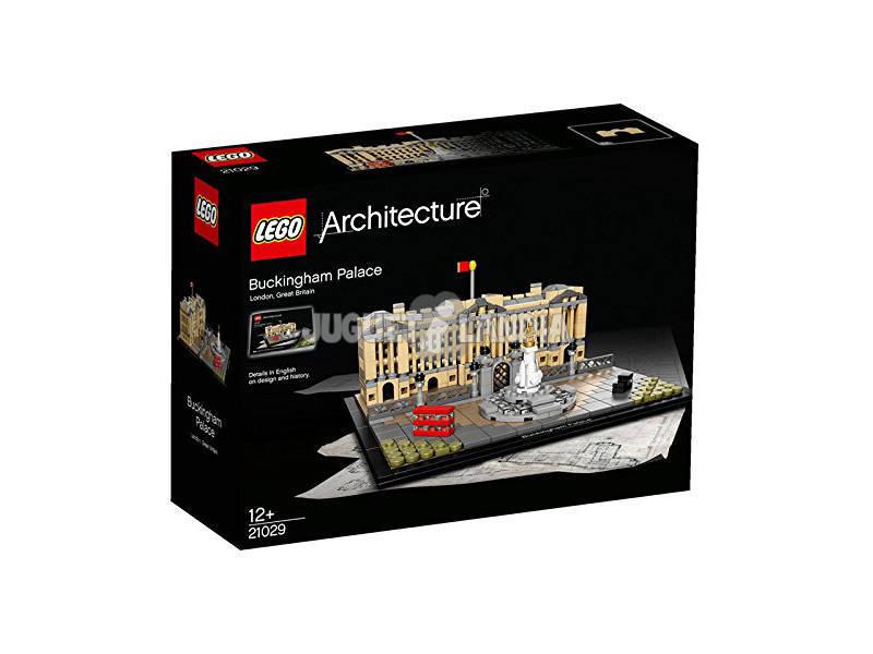 Lego Arquitectura Palacio de Buckingham 21029
