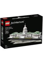 imagen Lego Arquitectura Edificio del Capitolio USA. 21030