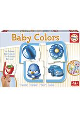 Brettspiel Baby Colours Educa 15861