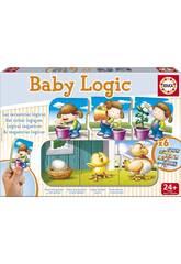 imagen Juego de Mesa Baby Logic EDUCA 15860