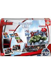 Super Pack Avengers