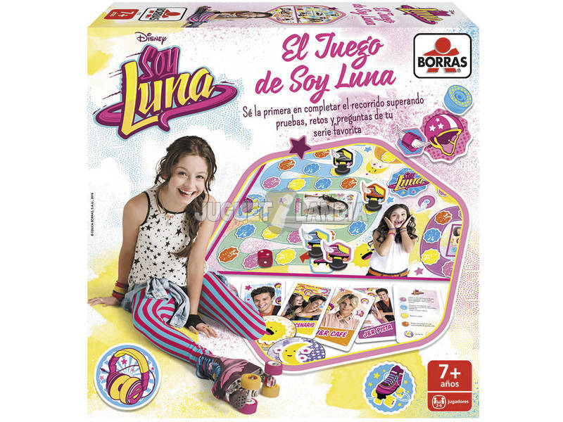 Juego de Mesa Soy Luna Educa 16790