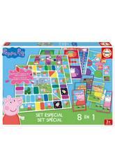 Peppa Pig Set Especial 8 en 1