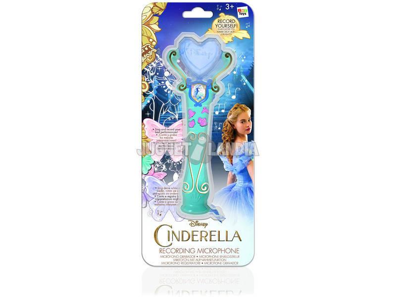 Cinderella Micrófono Grabador