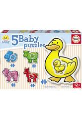 Baby Puzzle La Ferme
