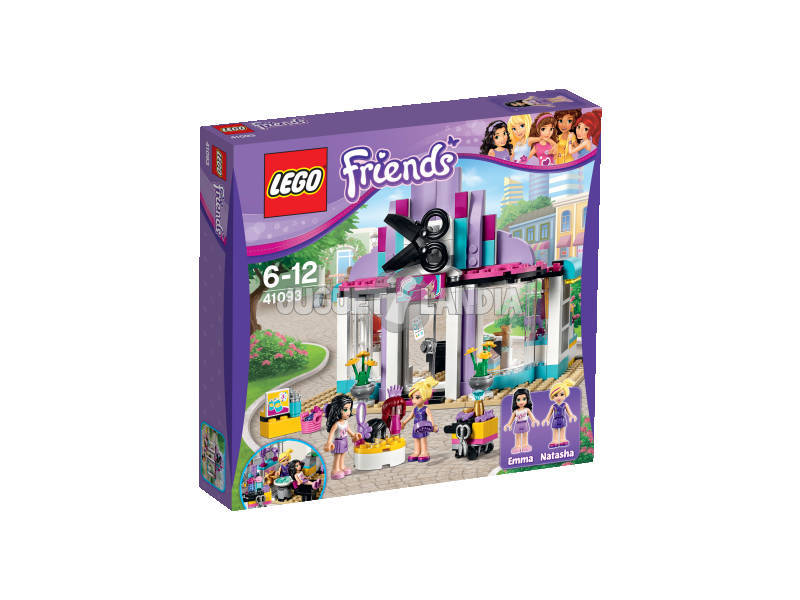 Lego Friends La Peluqueria de Heartlake